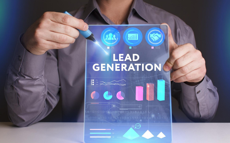 business lead generation campaign